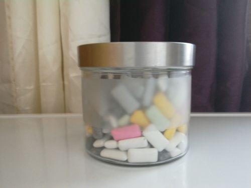 gum jar colors