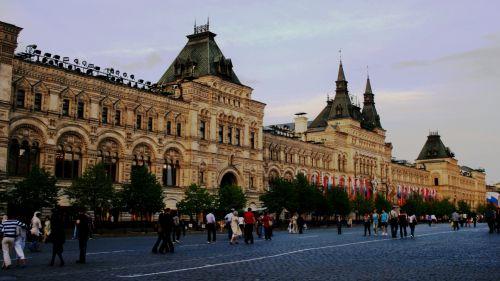 Gum Department Store, Red Square