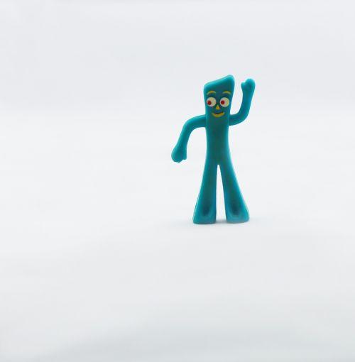 gumby children's toy vintage children's toy