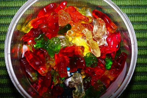 gummibärchen fruit jelly fruit jelly mix