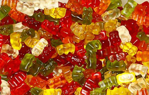 gummibärchen treat sweet