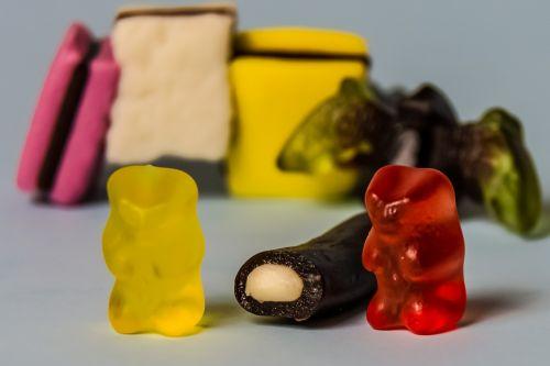 gummibärchen saftbär gold bear