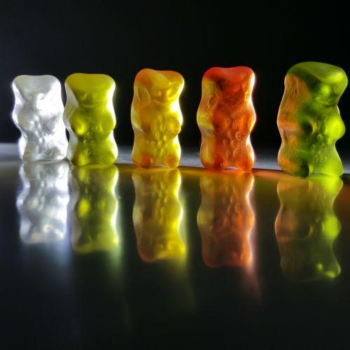 gummibärchen gummi bears bear
