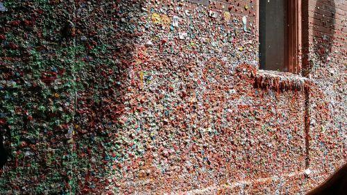 gumwall gum wall