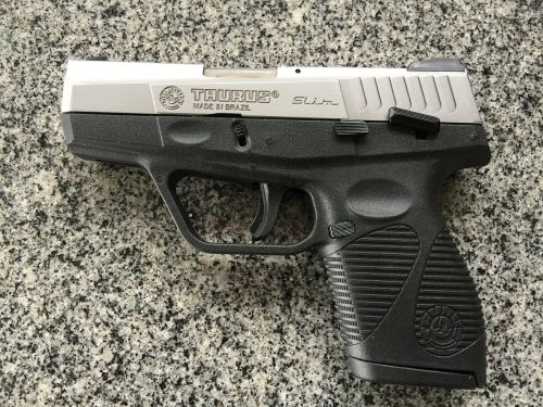 gun armament taurus