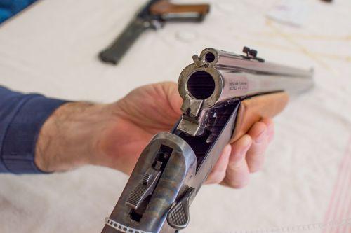 gun barrel shotgun