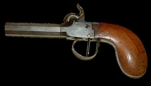 gun duel weapons