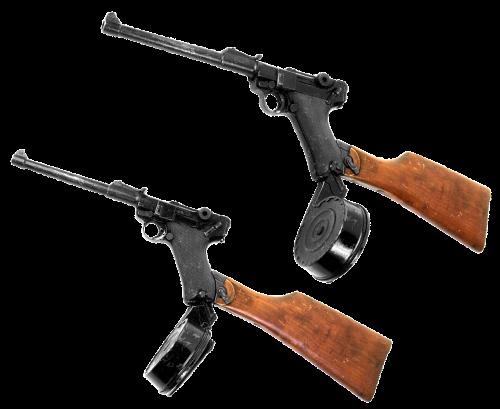gun automatic machine gun