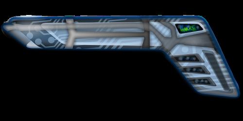 gun future futuristic