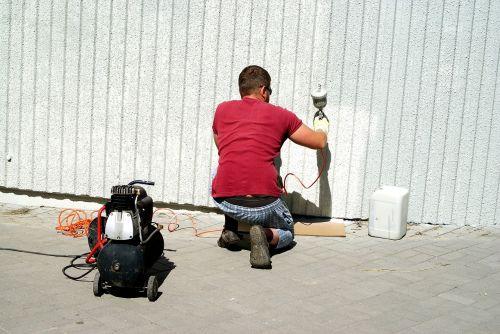 gun pictorial painter