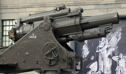 gun cannon weapon