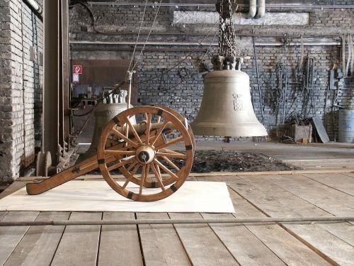 gun bell foundry