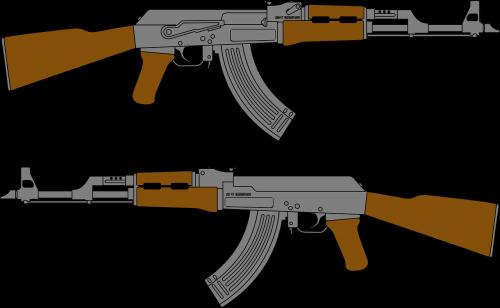 gun assault rifle