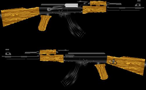 gun rifles army