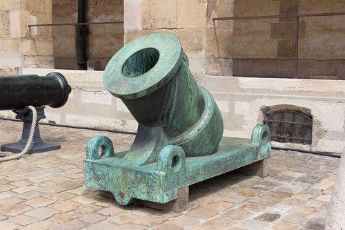 gun  muzzleloader  mortar