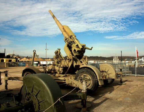 gun war defence