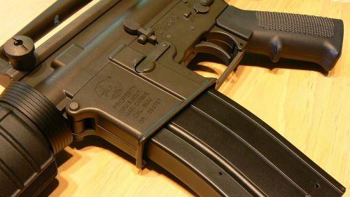 gun m4a1 ar-15