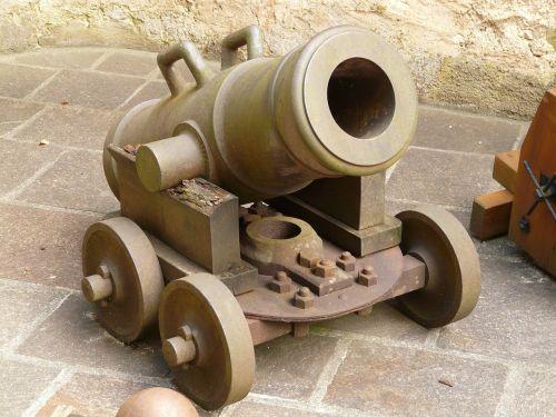 gun mortar weapon