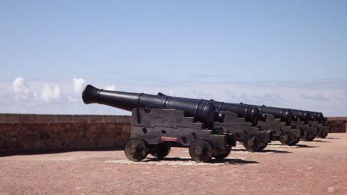 black powder castle fort