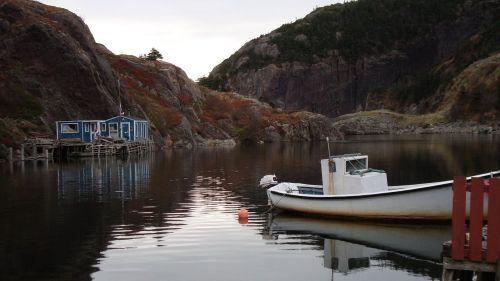 gut boat cabin