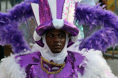 guy black guy carnival