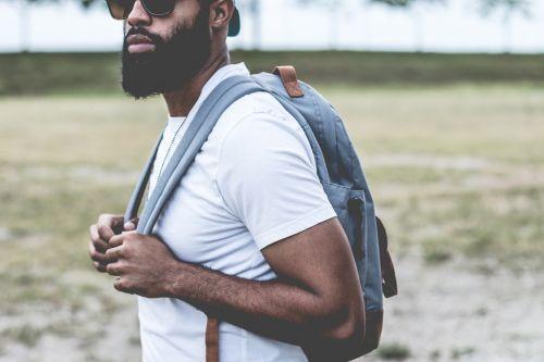 guy man beard