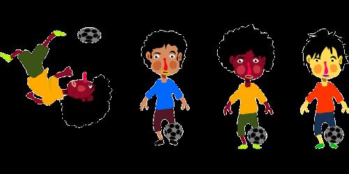 guys football soccer