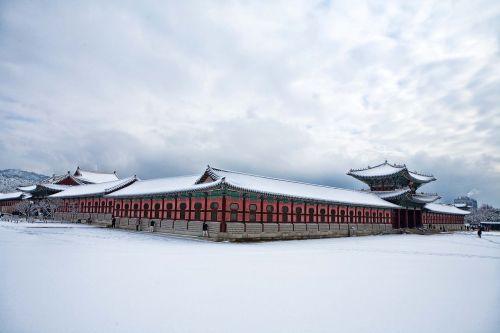 gyeongbok palace seoul forbidden city