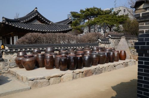 gyeongbok palace namsan hanok village chapter reading