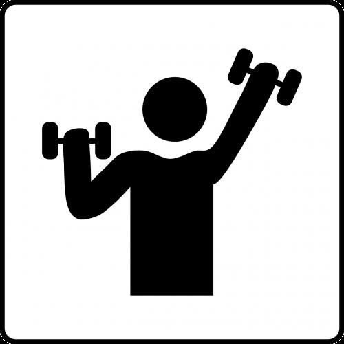 gym weights sports