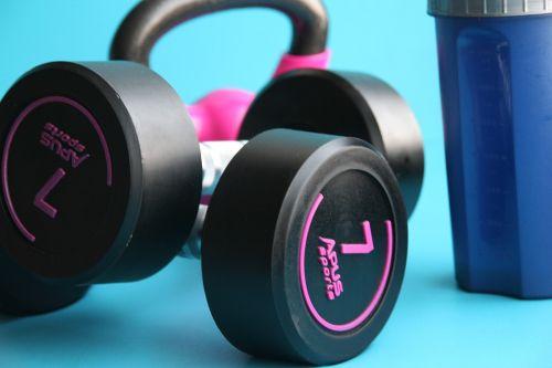 gym fitness dumbbell