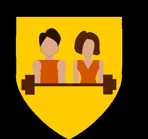gym unisex exercise