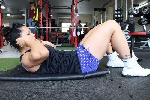 gym  abdomen  training