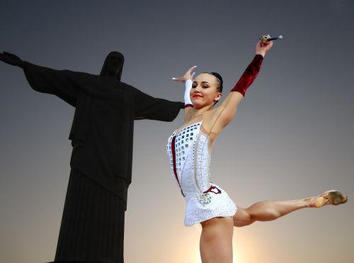 gymnastics rhythmics rio de janeiro