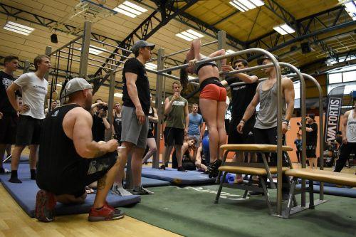 gymnastics trend sports german championships
