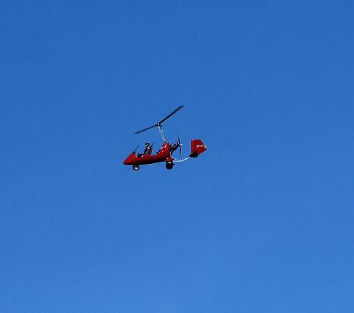 gyrocopter lightweight aircraft leisure aviator