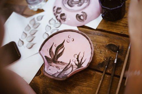 gzhel  craft  mastery