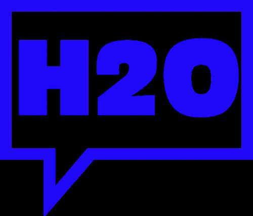 h2o water chemical formula