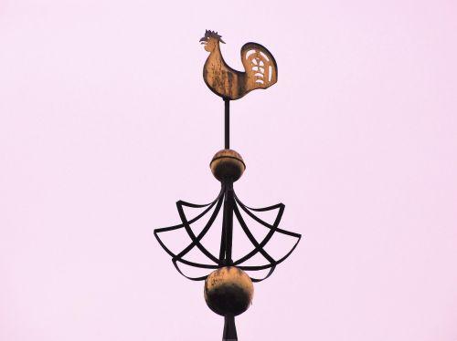 haan weathercock wind cock