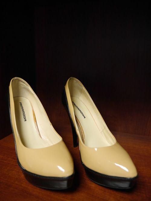 haberdashery footwear heels