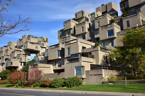 habitat 67 montreal apartment