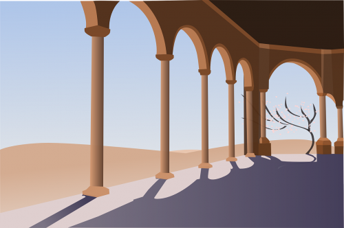 hacienda arc arch