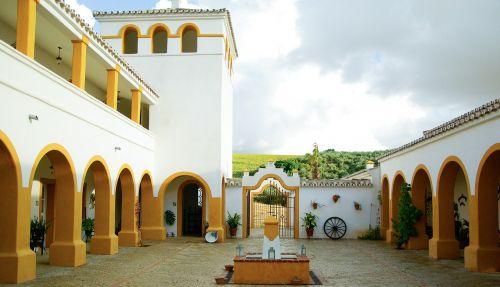 hacienda andalusia spain