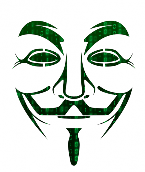 hacker anonymous mask anonymous
