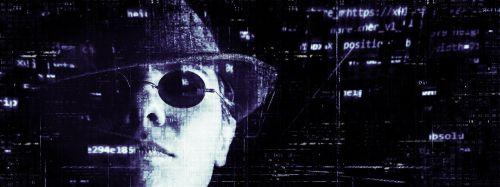 hacker cyber crime banner