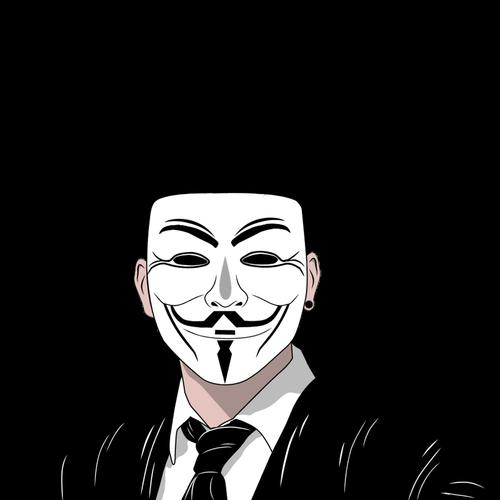 hacker  anonymous  anonymous hacker