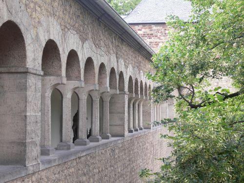 simeon pin trier cloister monastery