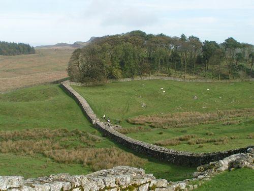 hadrian's wall england northumberland