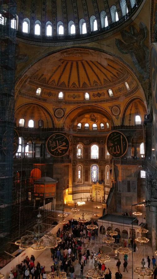 hagia sofia church