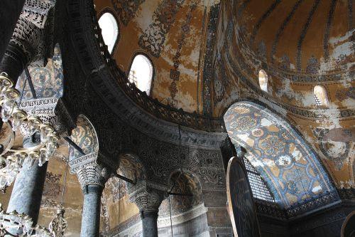 hagia sophia cami church